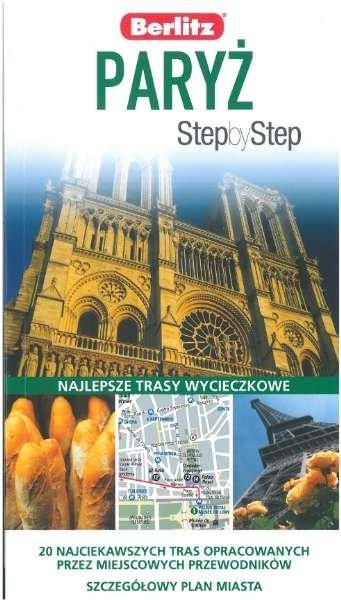 Paryż Step by Step. Przewodnik Berlitz