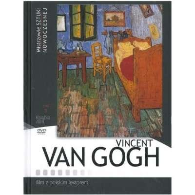 Vincent van Gogh. Mistrzowie sztuki nowoczesnej +DVD