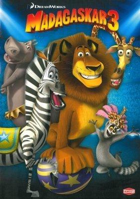 Madagaskar 3 Lew