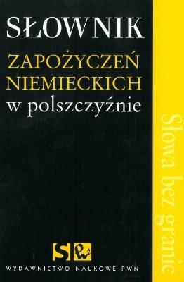 Słownik zapożyczeń niemieckich w polszczyźnie