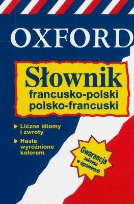 Słownik francusko-polski, polsko-francuski oxford