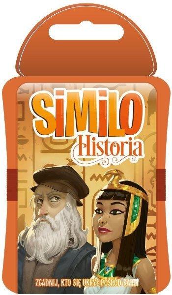SIMILO Historia. Kooperacyjna gra karciana