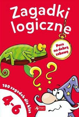 Zagadki logiczne. 100 zagadek dla klas 4-6