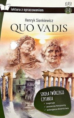 Quo Vadis. Oprawa miękka. Z opracowaniem