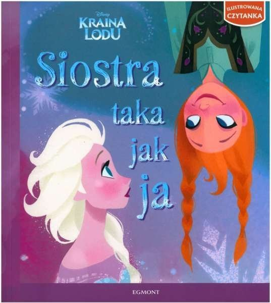 PAKIET 3 książeczek. Kraina lodu. Anna i Elsa.