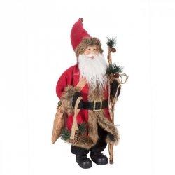 Ozdoba świąteczna MIKOŁAJ ALEX1 22X16X45