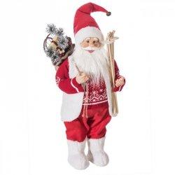 Ozdoba świąteczna MIKOŁAJ ERIC2 28X19X60