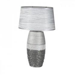 RIDO Lampa Stojący  01 18X11X44 Grafitowy+Stalowy