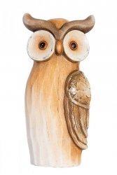 Ceramika Świąteczna - Sowa OWL 02B