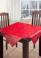 Obrus BLINK 5 Czerwony 85X85