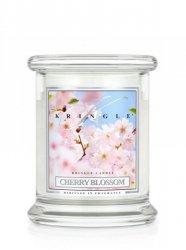 Kringle Candle - Cherry Blossom - mały, klasyczny słoik (240g)