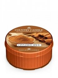 Country Candle - Cinnamon Spice - Daylight (35g)