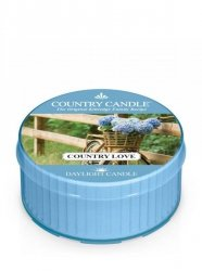 Country Candle - Country Love - Daylight (35g)