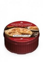 Country Candle - Warm Apple Pie - Daylight (35g)