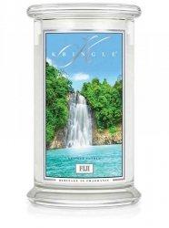 Kringle Candle - Fiji - duży, klasyczny słoik (623g) z 2 knotami
