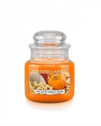 Country Candle - Spiced Pumpkin Seeds - Mały słoik (104g)