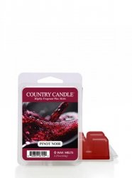 Country Candle - Pinot Noir - Wosk zapachowy potpourri (64g)