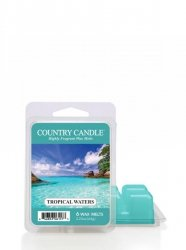 Country Candle - Tropical Waters - Wosk zapachowy potpourri (64g)