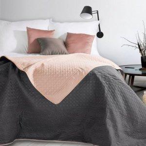 Narzuta ADRI Design 91 200X220 Stal/Róż