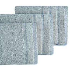 Ręcznik GLORY 50X90 Srebrny
