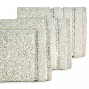 Ręcznik GLORY 70X140 Kremowy