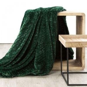 Narzuta AMBER 170X210 Ciemny Zielony Design 91