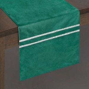 Bieżnik GLEN 35X180 Ciemny Zielony