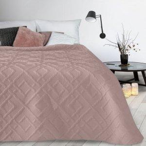 Narzuta ALARA2 200X220 Ciemny Różowy Design 91
