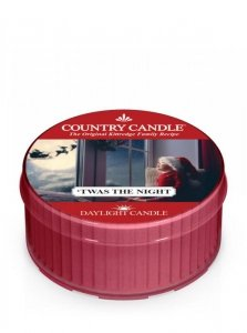 Country Candle - Twas the Night - Daylight (35g)