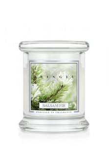 Kringle Candle - Balsam Fir - mini, klasyczny słoik (128g)