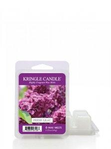 Kringle Candle - Fresh Lilac - Wosk zapachowy potpourri (64g)