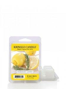 Kringle Candle - Rosemary Lemon - Wosk zapachowy potpourri (64g)