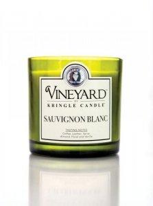 Kringle Candle - Sauvignon Blanc - Tumbler (1700g) z 4 knotami