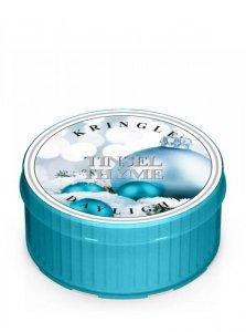 Kringle Candle - Tinsel Thyme - Świeczka zapachowa - Daylight (35g)