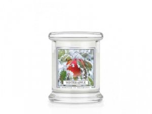 Kringle Candle - Winter Apple - mini, klasyczny słoik (128g)
