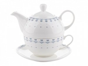 TEA FOR ONE MAJOLICA