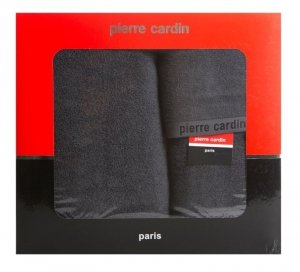 Komplet Ręczników Pierre Cardin EVI Stalowy Eurofirany