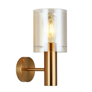 Lampa Sardo - WL-5581-1A-BRO+AMB - Italux