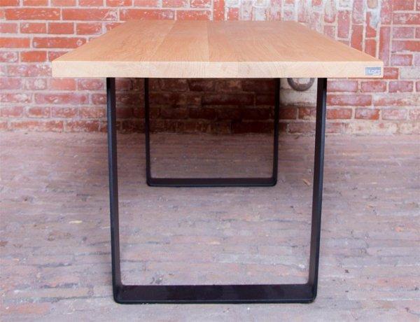 Stół dębowy Loft Wood Z3