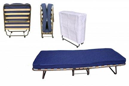 Do wynajęcia Komfortowe łóżko hotelowe 190x80 COMO na kółkach