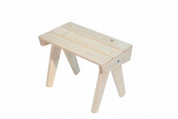 Drewniany stolik Ecofurn