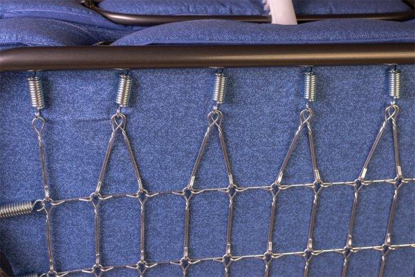 Stelaż łóżka torino na siatce