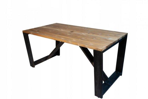 Stół drewniany EcoFurn Jussi 160cm