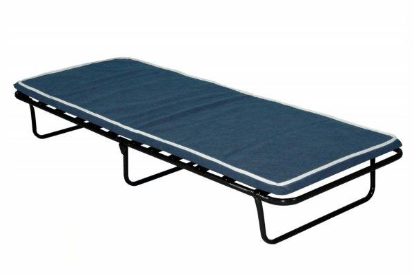 Łóżko polowe kreta z materacem 5 cm