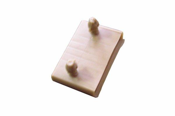 Element mocujący deski 5 cm szerokości