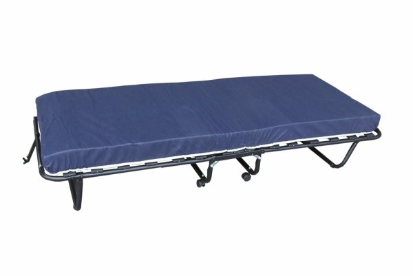 Łóżko składane-Dostawka Hotelowa COMO 190x80 materac ok  10 cm grubości