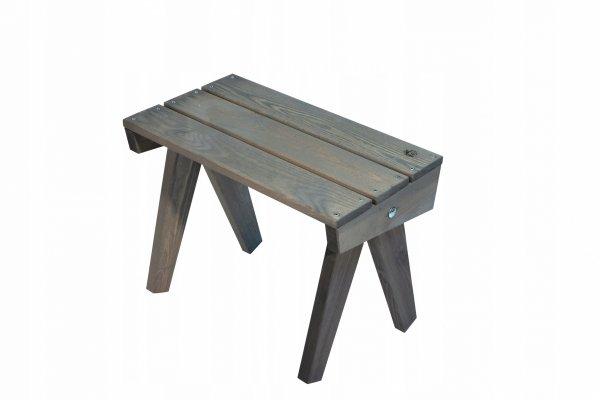 Stolik drewniany z sosny