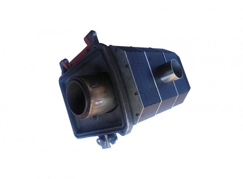 Zestaw adaptacyjny kotła Camino typu SLIM na pellet spełniający EcoDesign i 5 klasę o mocy 20 KW - ecoMax 860