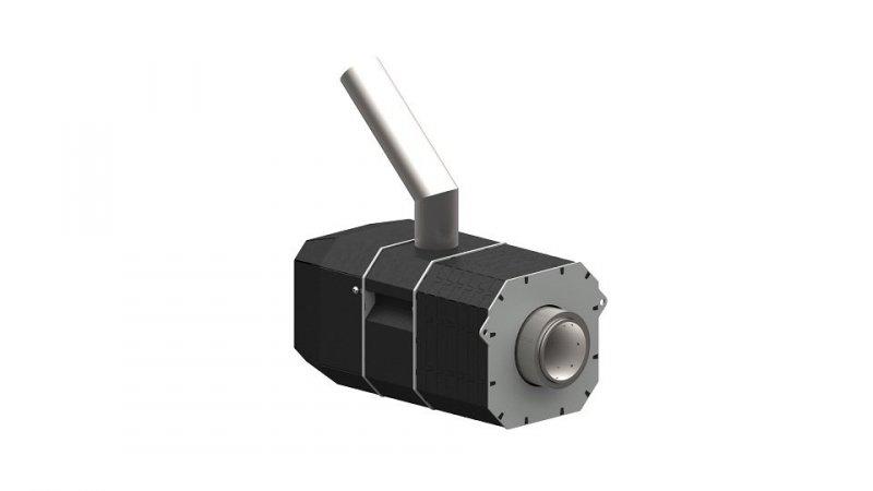 Palnik obrotowy na pellet ecoMax 860 50 - 250 KW