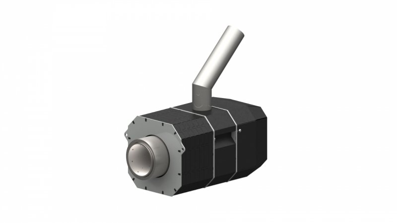 Palnik obrotowy na pellet ecoMax 860 30 - 150 KW